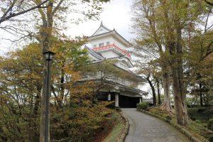 久保田城・御隅櫓