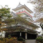 出羽・久保田城