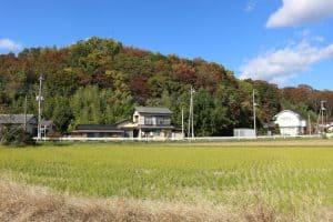 常陸太田の小野崎城