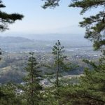 砥石城からの展望