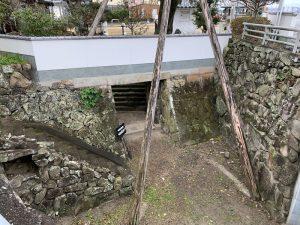 紀伊・田辺城
