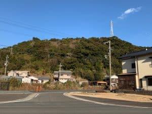 紀伊・勝山城