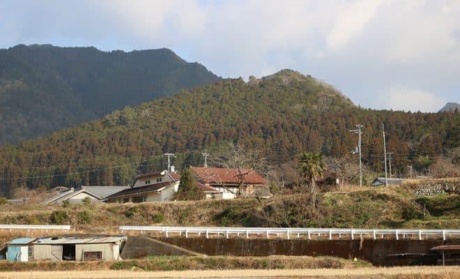 紀伊・千丈山城