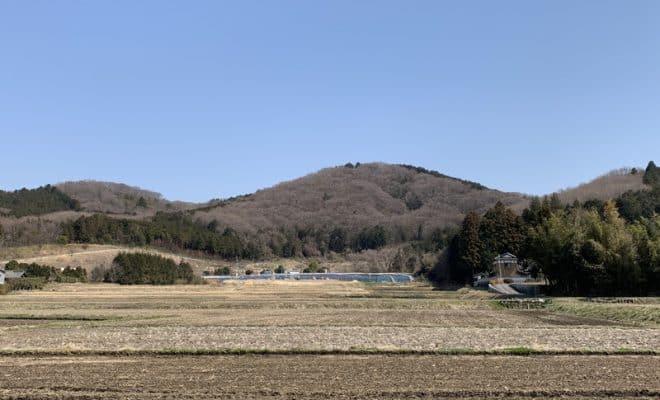 常陸・橋本城