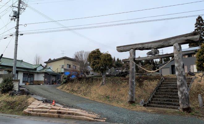 雫石城(雫石御所)