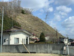 鍋倉城(遠野城)