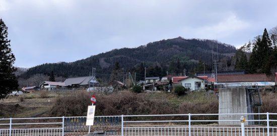 鱒沢城(鱒沢館)