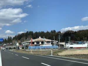 陸奥・土沢城