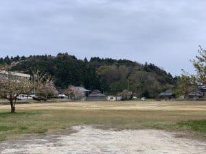 正院川尻城