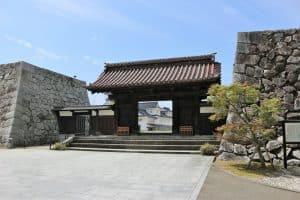 富山城・千歳御門