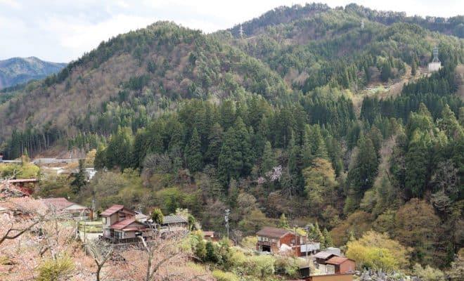 飛騨・八幡山城