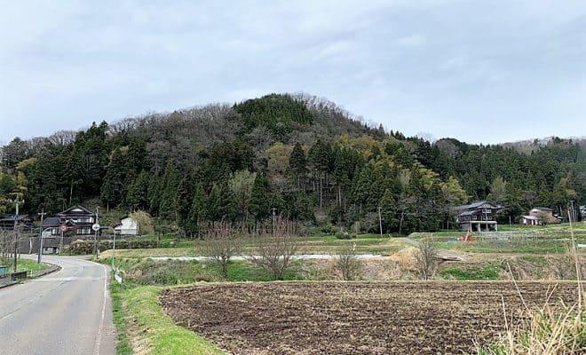 能登・荒屋城