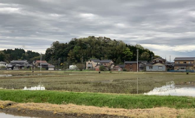 加賀・森城