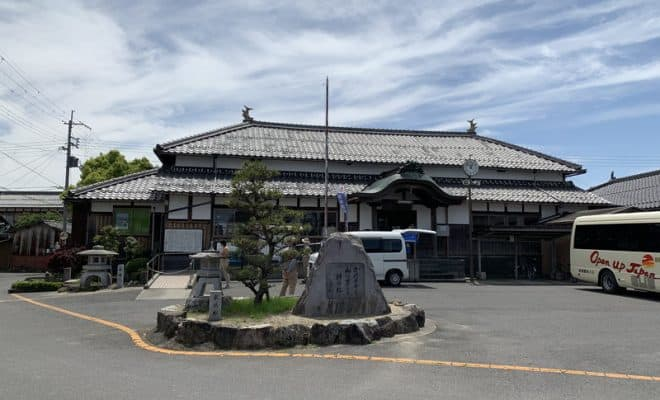 近江・伊庭城