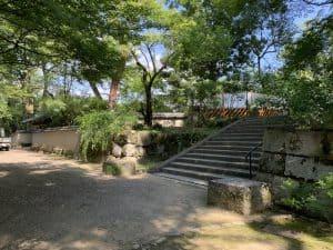 丹波・亀山城