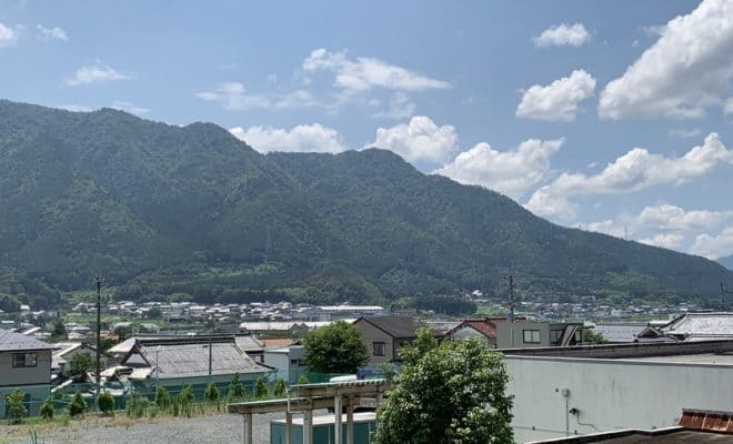 丹波・朝日城