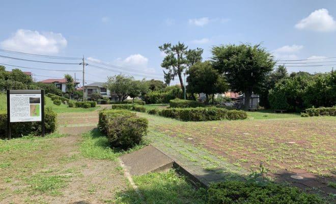 相模・大谷館 (上浜田中世建築遺構群・浜田歴史公園)
