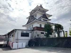 お菓子の里 飯田城