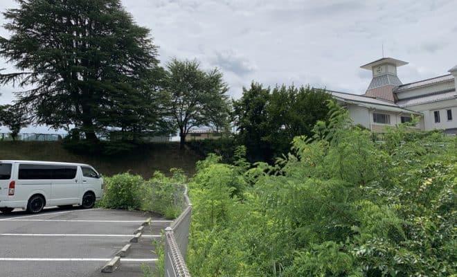 美濃・大井城