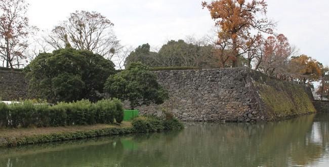 八代城(続日本100名城)