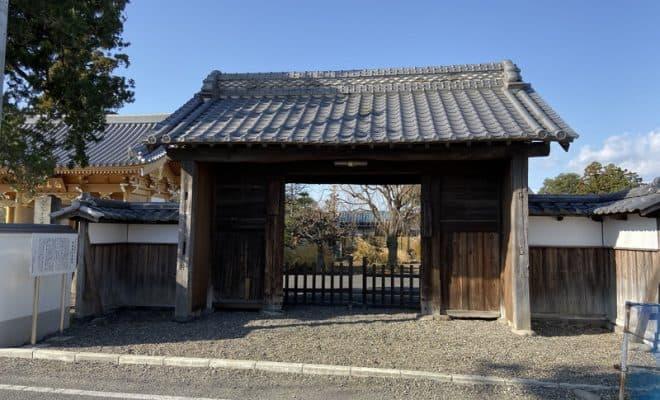 上野・伊勢崎城(赤石城)