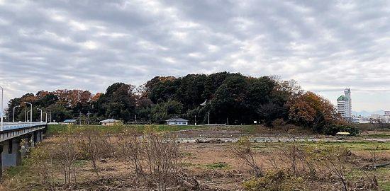 岩井山城(勧農城)