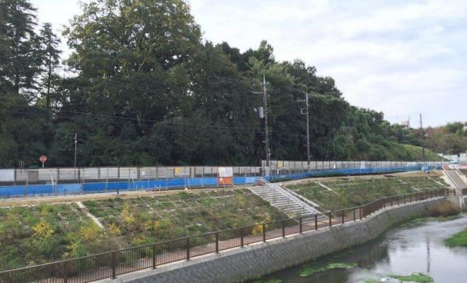 武蔵・愛宕山城