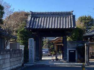 河越城の「蓮池門」