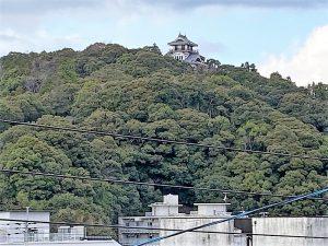 土佐・中村城