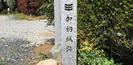 武蔵・加納城