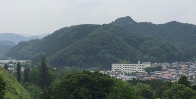 浄福寺城(案下城)
