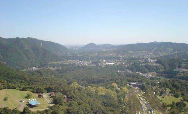相模・嵐山城
