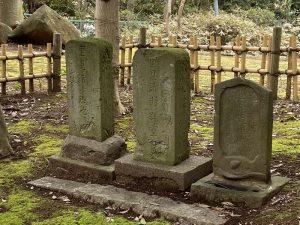 里見広次ならびに里見将軍士亡霊の碑