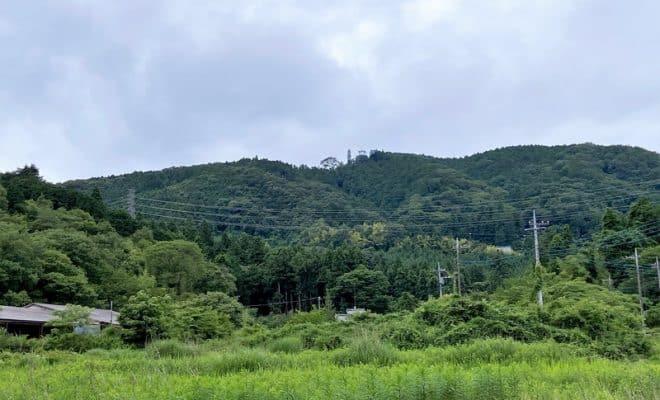 下野・多気城