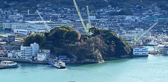 備後・岡島城