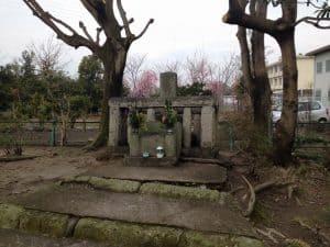 今川貞世の墓