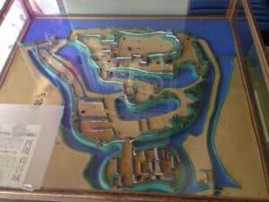 刈谷城模型