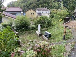 二宮朝忠の墓、花月尼の墓、曽我十郎祐成の墓、曽我五郎時政の墓